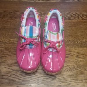 Girl's Sperry Duckie shoes 4 $ 29.00 # 1426